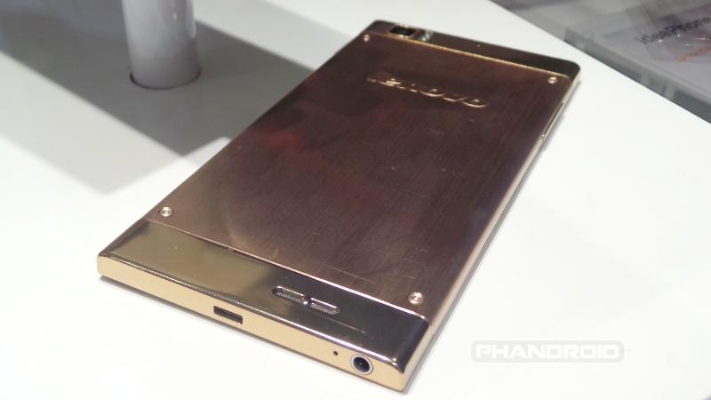 Lenovo k900 black 1