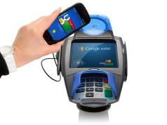 Terminál pre použitie Google Wallet