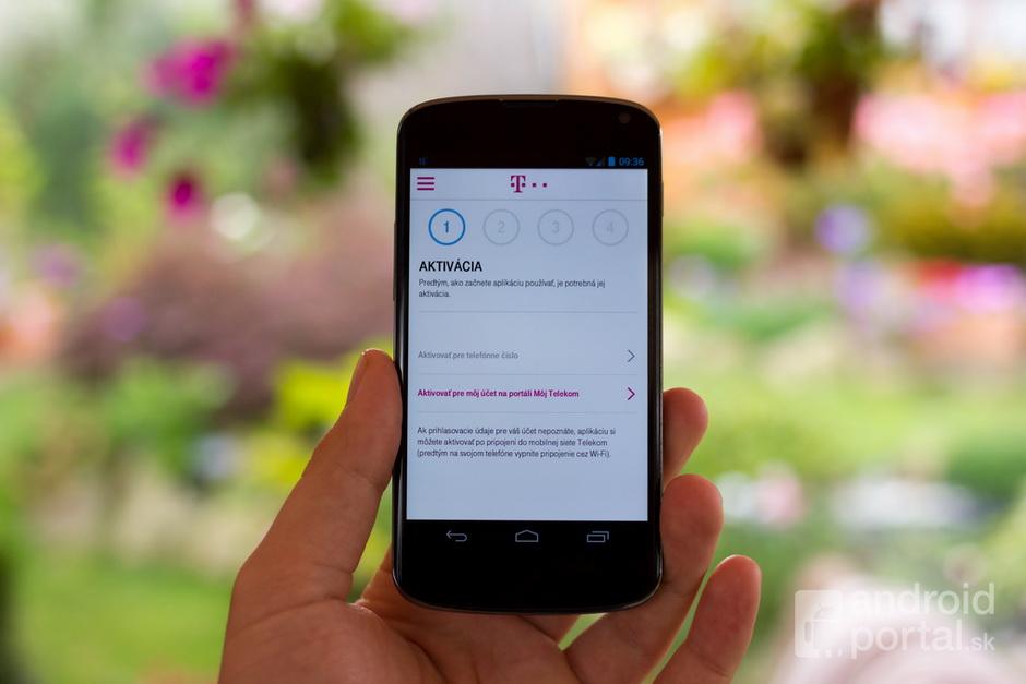 2a19a4b7b Telekom aktualizoval svoju Android aplikáciu, prináša obrovské zmeny