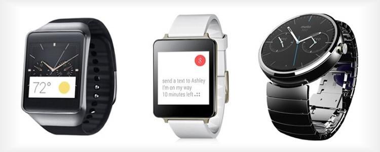 ANKETA: LG G Watch vs Samsung Gear Live vs Moto 360