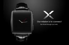 FOTO: Štýlové hodinky Omate X s Androidom a slušnou cenou