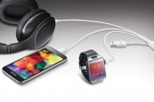 Samsung má multi nabíjačku pre tri zariadenia. Stojí 40 dolárov