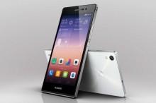 Huawei predstavil Ascend P7 so zafírovým sklom. Predbehol tým Apple