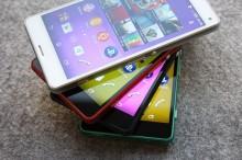 Sony Xperia Z3 Compact: Unikli fotografie aj kompletné špecifikácie
