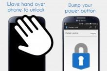 Pocket Lock automaticky uzamkne váš smartfón pri vložení do vrecka