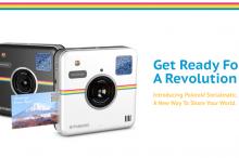 Polaroid Socialmatic (zdroj: polaroid.com)