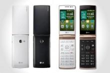 LG predstavil vyklápačku s Androidom pre seniorov