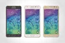 """Galaxy Alpha je podľa Samsungu """"nový štandard pre dizajn."""" Upozornil na to v infografike"""