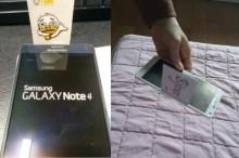 FOTO: Prvé kusy Galaxy Note 4 trpia zlou kvalitou spracovania