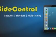 Ovládajte smartfón efektívnejšie vďaka aplikácii SideControl