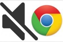 TIP: Automatické vypínanie zvuku pri neaktívnych kartách v prehliadači Chrome