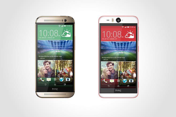 HTC Eye - vpravo