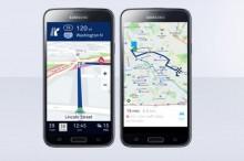 Mapy Nokia HERE beta teraz dostupné aj pre ostatné Android zariadenia