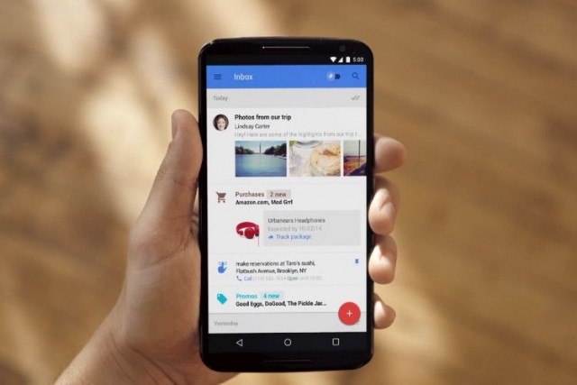 how to clear gmail inbox android