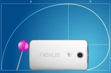 POROVNANIE: Nexus 6 vs. všetky predchádzajúce Nexusy. Aký veľký vlastne je?