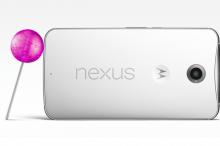 Nexus 6 sa už dá pred-objednať v Google Play, cena začína na 649 $