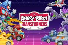Hra Angry Birds Transformers je už v Google Play!