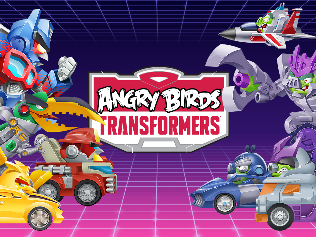 Hra Angry Birds Transformers je už v Google Play ...