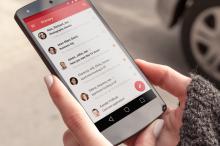 STIAHNITE SI: Nový Gmail 5.0 s Material UI a podporou pre Exchange