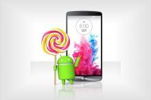 Slovenské LG G3 získajú aktualizáciu na Android 5.0 Lollipop už začiatkom decembra