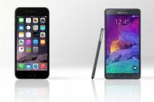 SÚBOJ: Samsung Galaxy Note 4 vs. iPhone 6 Plus. Ktorý má lepšiu optickú stabilizáciu obrazu?