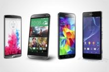 Porovnanie najlepších telefónov roku 2014: Ktorý sa najviac oplatí?