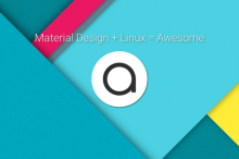Material Design aj na PC. Vďaka pripravovanej Linuxovej distribúcii