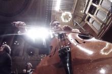 GoPro a orchester (zdroj: youtube.com)