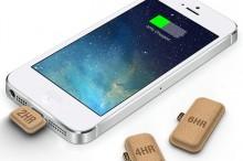 Koncept: Máte problém vystačiť si s batériou celý deň? Stačí pripojiť batériu z papiera!