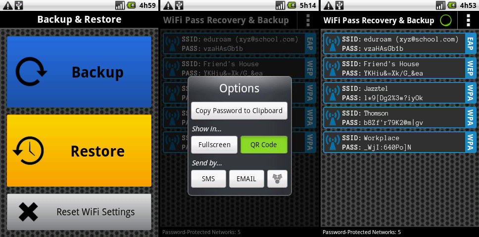 Free-WiFi-Password-Recovery