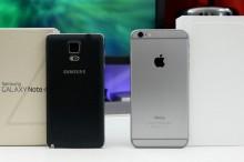 ROZHODLI STE: Galaxy Note 4 v porovnaní nekompromisne zvíťazil nad iPhone 6 Plus