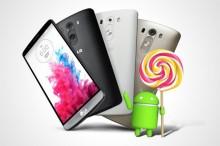 AKTUALIZOVANÉ: Slovenské LG G3 začali získavať aktualizáciu na Android 5.0 Lollipop