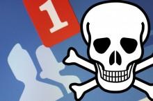 POZOR: Neklikajte na takéto emaily od Facebooku, môže v nich byť vírus!