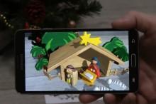 Tip: 3D aplikácia Nativity Scene AR v rozšírenej realite – od slovenských vývojárov