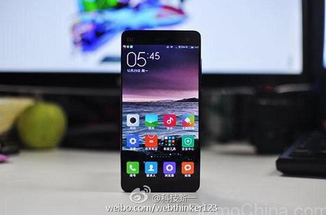 Xiaomi Mi5 čierna farba