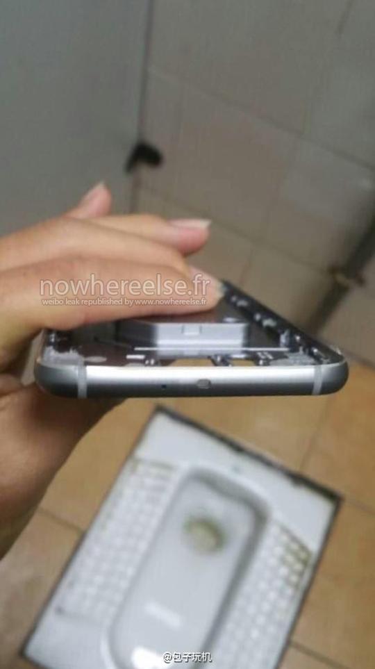 Údajne časť Galaxy S6