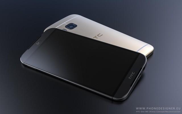 Render HTC One M9