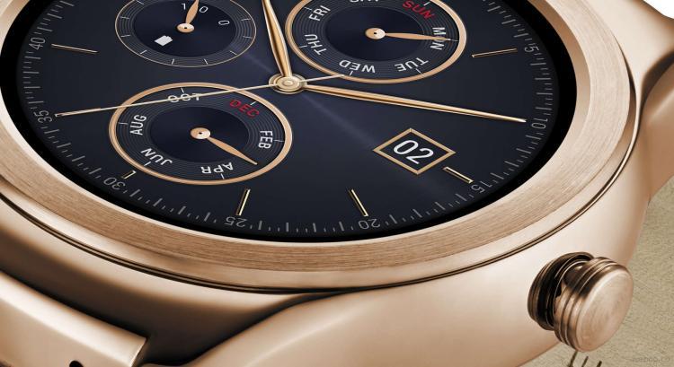 Štýlové hodinky LG G Watch Urbane