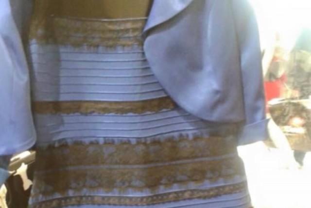 0e8fcf8f0311 Ľudia internetu riešia vážnu otázku  Sú tieto šaty modro-čierne ...