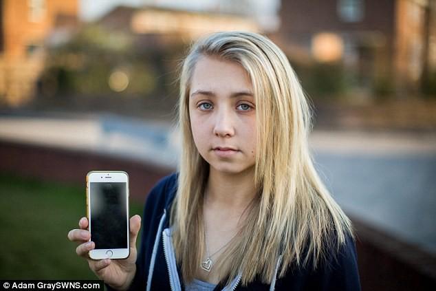 17-ročná Lauren skončila na anti-depresívach
