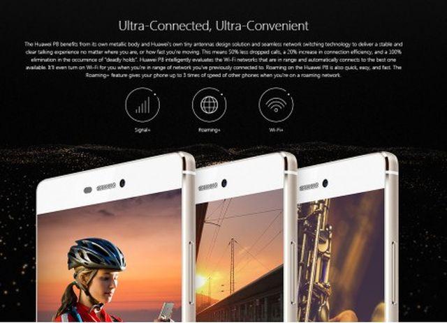 Huawei P8 podvod (2)