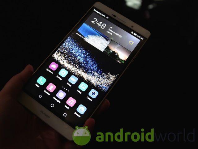 Huawei P8 realna fotografia