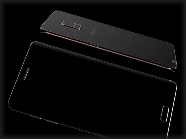 Koncept Galaxy Note 5