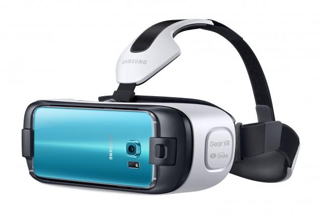 8ba58b9da Sci-fi okuliare Samsung Gear VR prichádzajú v novej verzii na ...