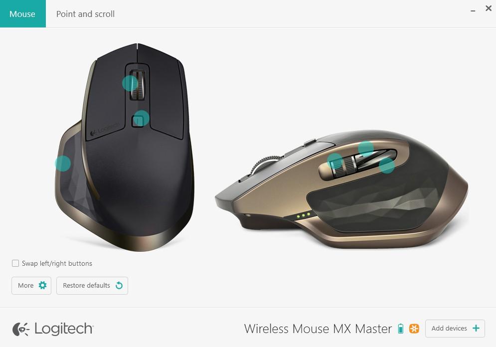 Myš na grafiku