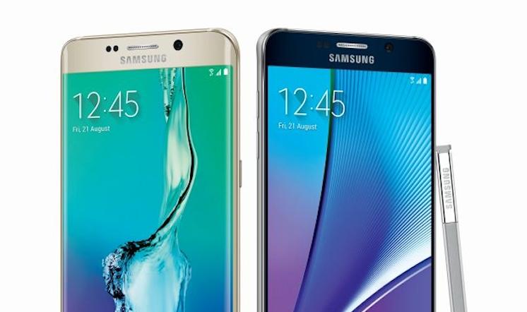 7e5883475 Samsung Galaxy Note 5 a Galaxy S6 Edge+ - pozrite si sprievodné ...
