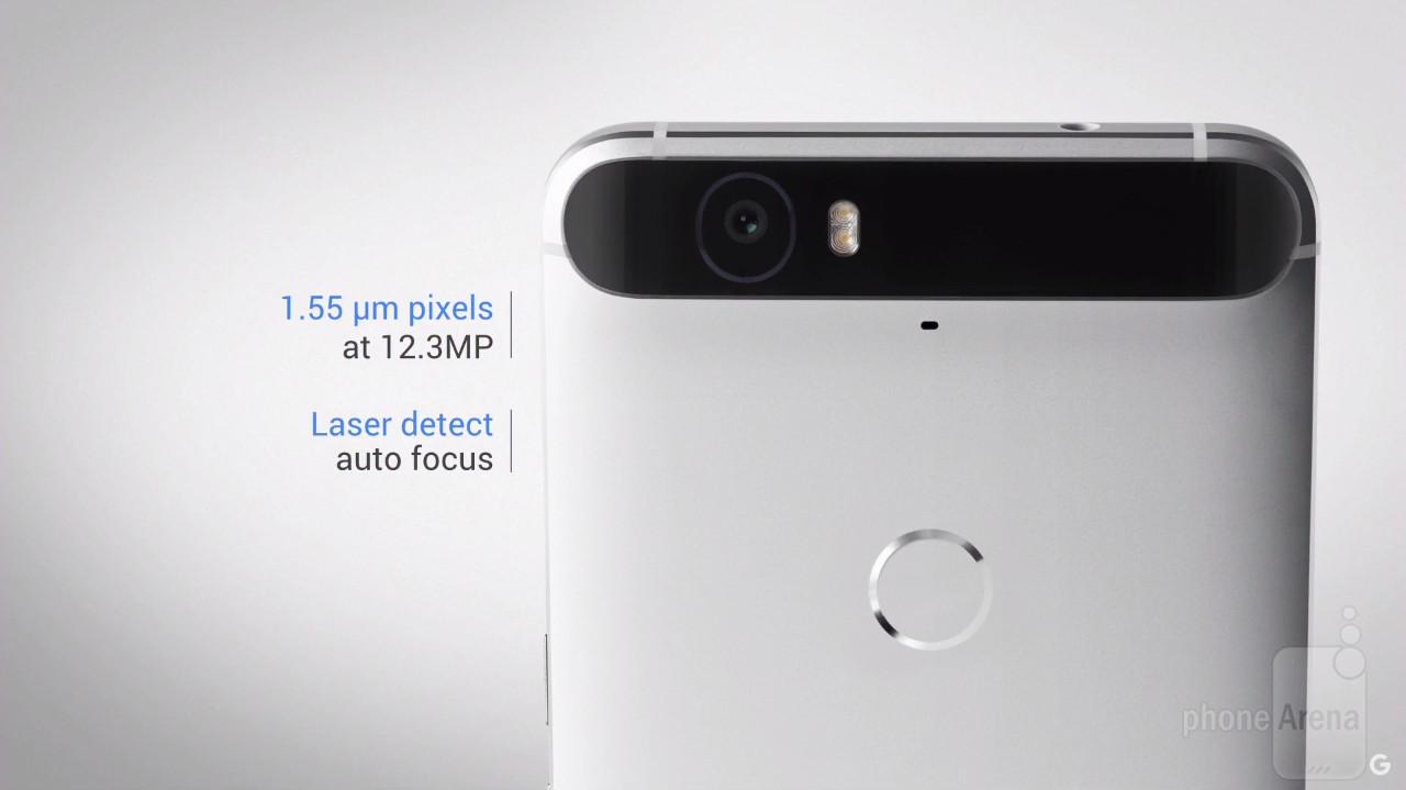 Nexus 6P a jeho fotoaparát