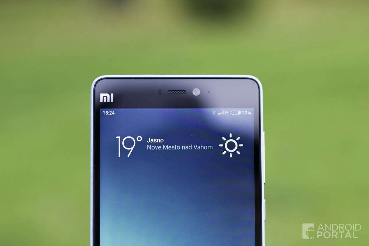 Recenzia Xiaomi Mi 4c Z Ny Rovno Na Trn 3gb 32gb White 3