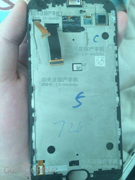 Ide o časť Xiaomi Mi 5?