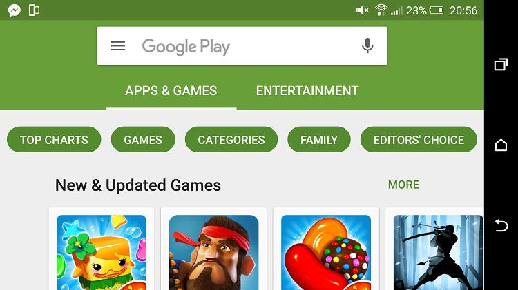 Zoznamka aplikácie pre Android na stiahnutie